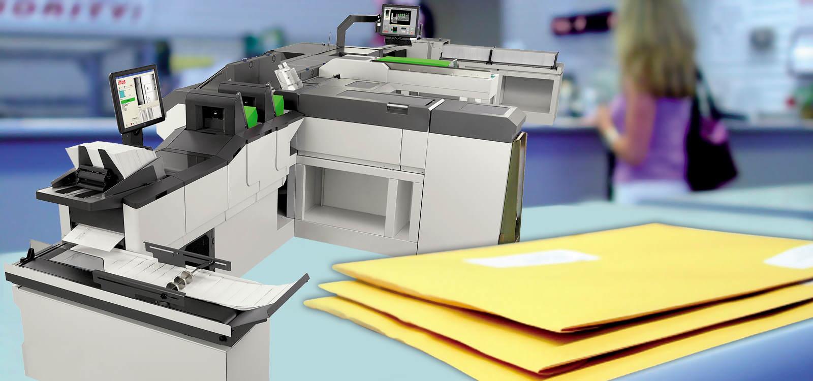 Kuvertiranje i oprema za obradu dokumenata